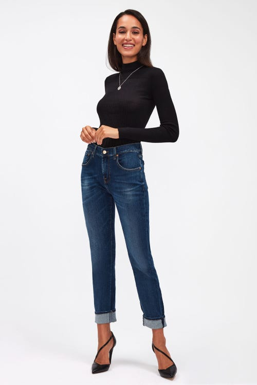 RELAXED SKINNY SLIM ILLUSION NEVER ENDING