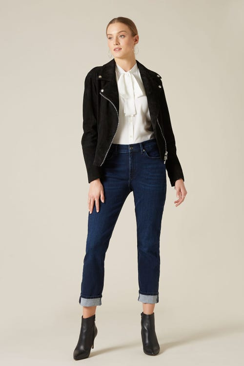 RELAXED SKINNY SLIM ILLUSION CODE