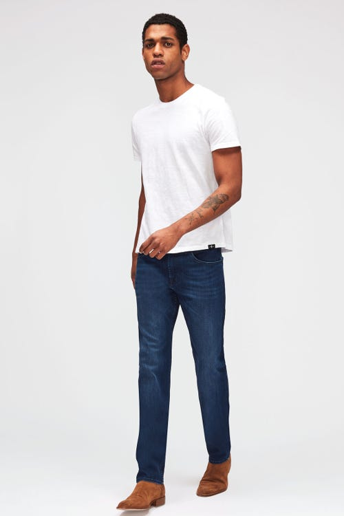 7 For All Mankind - Kayden Luxe Performance Indigo Blue