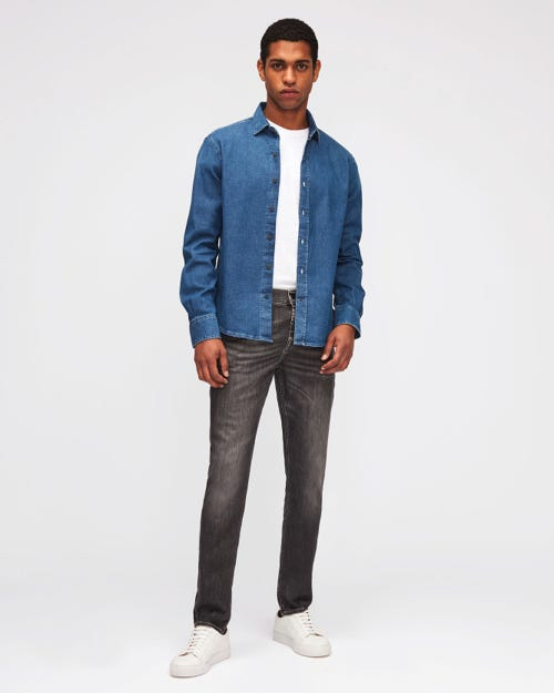 RONNIE LUXE PERFORMANCE GREY