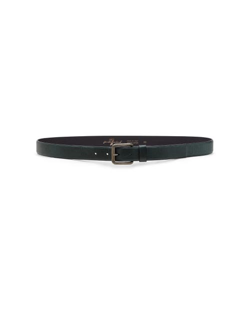 7 For All Mankind - Camu Print Laser Belt Grey