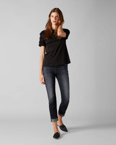7 For All Mankind - Relaxed Skinny Slim Illusion Grand