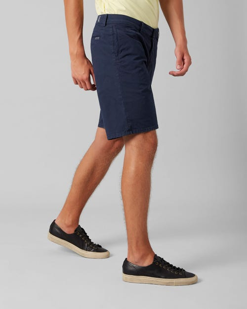 CLEAN SHORT ULTRA LIGHT WEIGHT COLORS NAVY BLUE