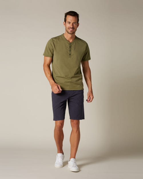 CLEAN SHORT WEIGHTLESS COLORS NAVY