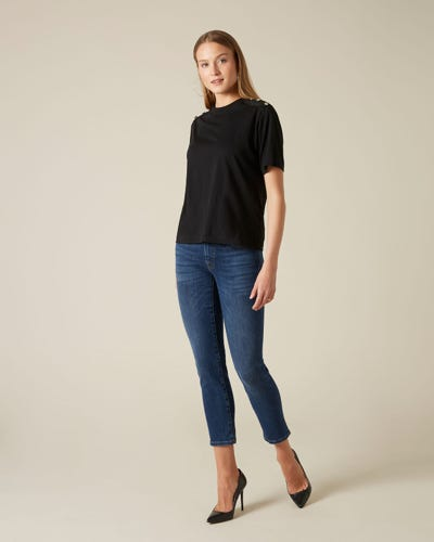 PYPER CROP SLIM ILLUSION PERSUIT