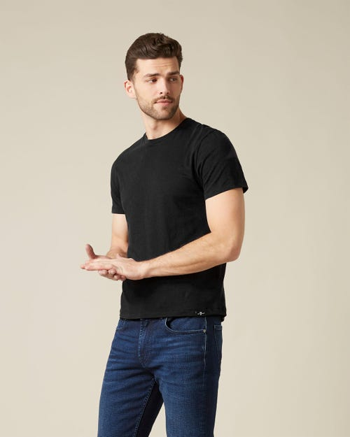 TEE CASHMERE BLACK