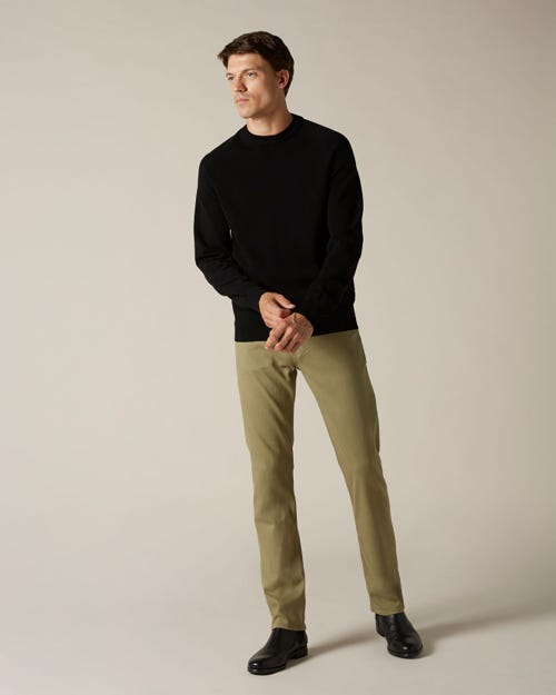 SLIMMY LUXE PERFORMANCE COLORS LIGHT ARMY