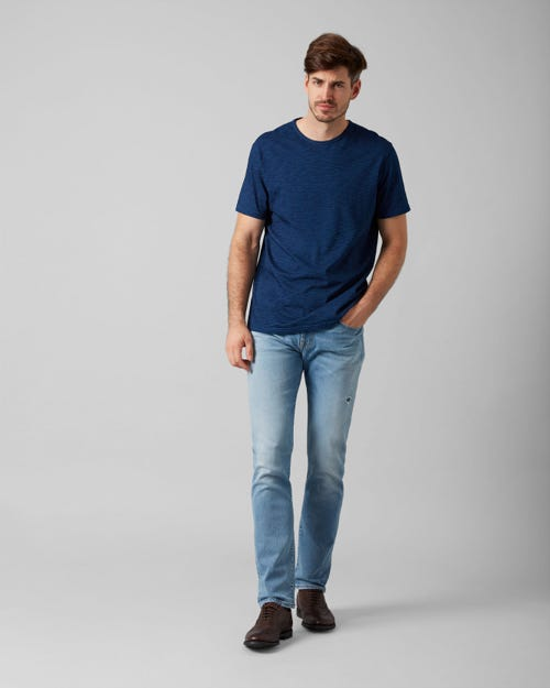 7 For All Mankind - Kayden Indigo Pills Light Blue