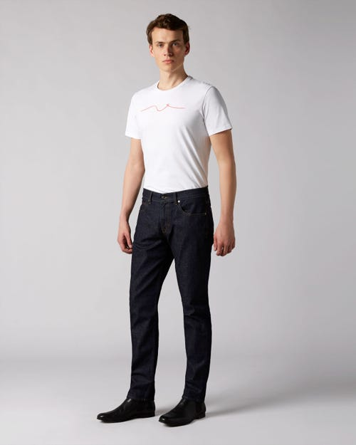 7 For All Mankind - Slimmy Tapered Desirable