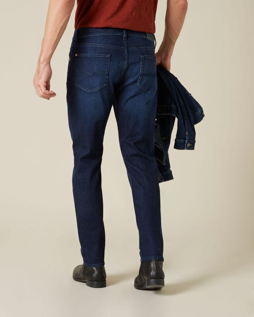 SLIMMY TAPERED SPECIAL EDITION LUXE PERFORMANCE DARK BLUE