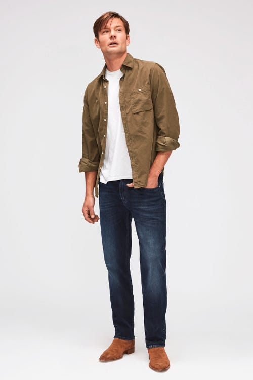 7 For All Mankind - Slimmy Xl Luxe Performance Dark Blue