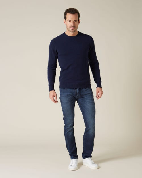 RONNIE J LUXE JOGGER ETERNAL DARK BLUE