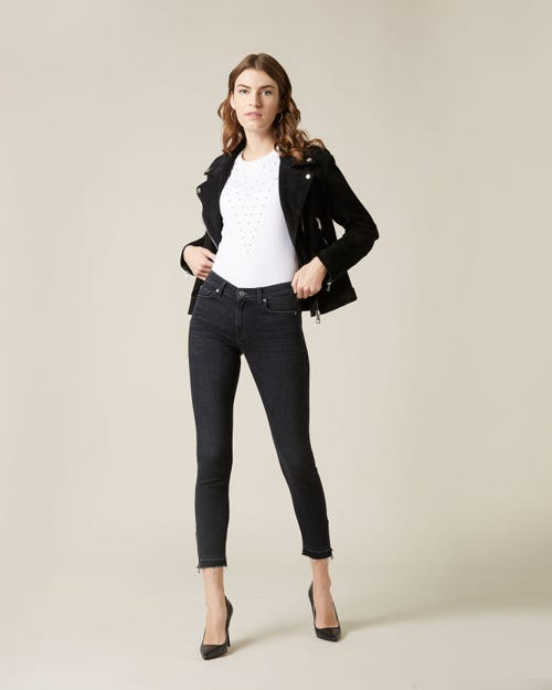 THE SKINNY CROP SLIM ILLUSION WISHLIST WITH ZIPS