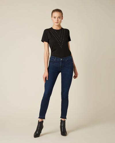 THE SKINNY CROP SLIM ILLUSION CODE WITH ZIPS