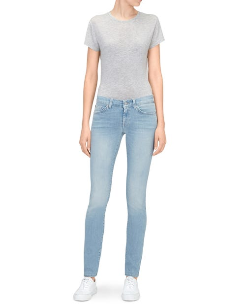 7 For All Mankind - Cristen Slim Illusion Air