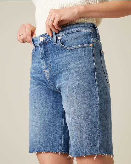 EASY SHORTS PIER WITH RAW CUT