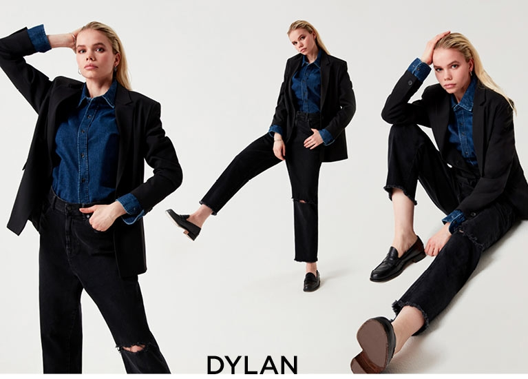 7 for all Mankind - dylan